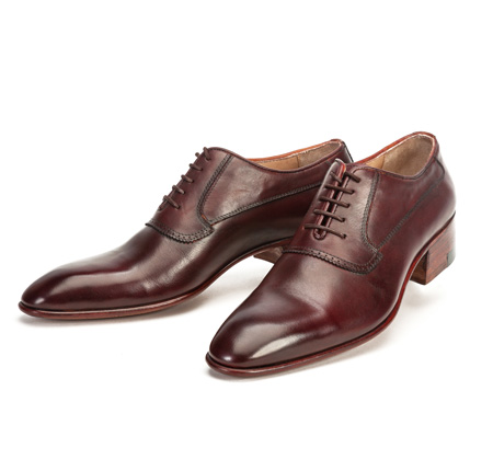 کفش تمام چرم مردانه مدل کارنو