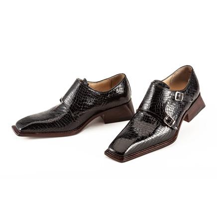 کفش چرم مردانه مدل لوئیز