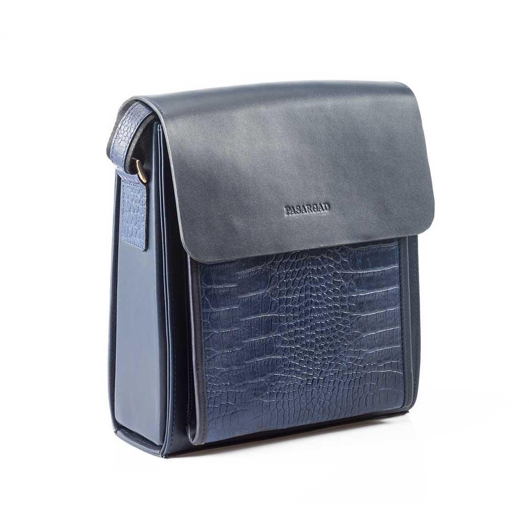 کیف دانشجویی سرمه ای